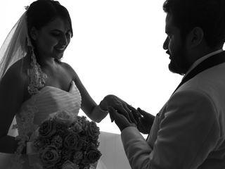 La boda de Jess y Fer 2