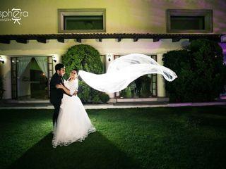 La boda de Gabriela y José Argenis 1