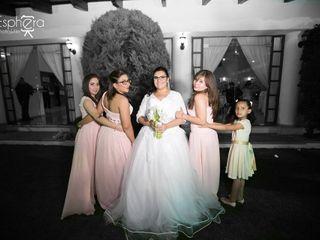 La boda de Gabriela y José Argenis 2