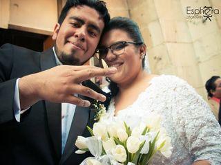 La boda de Gabriela y José Argenis