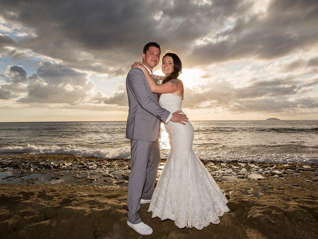 La boda de Cassie y Luke