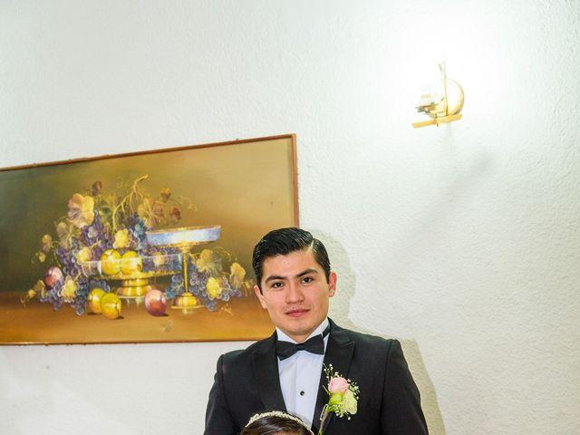 La boda de Diego y Angie en Tuxtla Gutiérrez, Chiapas 1