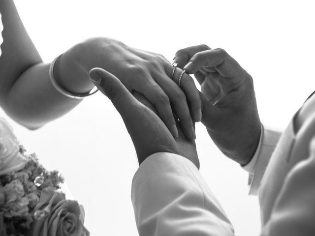 La boda de Jess y Fer