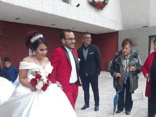 La boda de María Teresa y Óscar 2