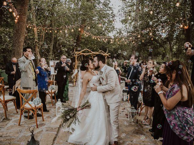 La boda de Ailema  y Adrián