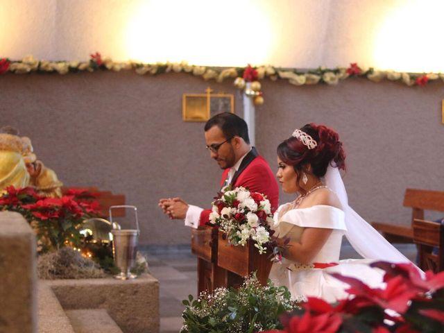 La boda de María Teresa y Óscar