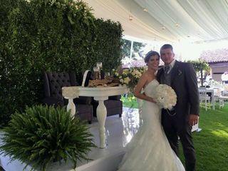 La boda de Lizbeth  y Jesús Adrián  2
