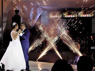 La boda de Faby y Miguel