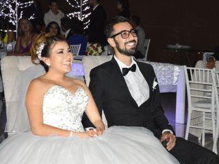 La boda de Estephany y Jersy