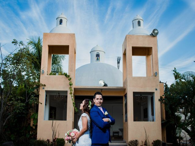 La boda de Italivy y Carlos