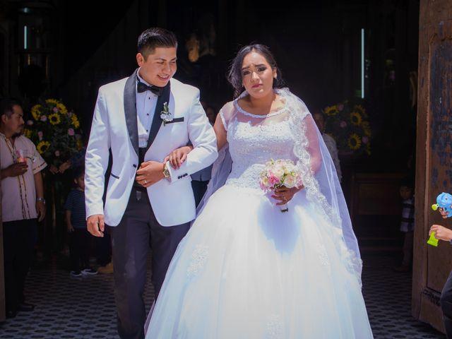 La boda de Nalle y Rod