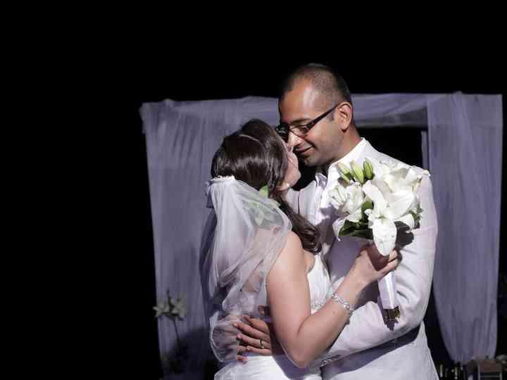 La boda de Christian y Sandra