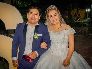 La boda de Sandra y Octavio