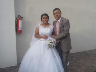 La boda de José  y Raquel