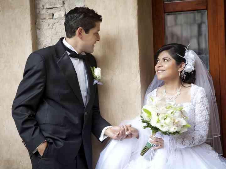 La boda de Ali y Esteban