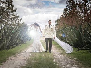 La boda de Diana  y Felipe