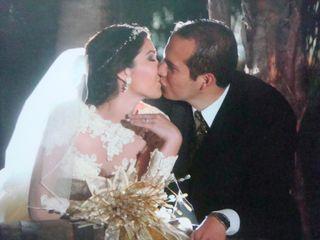 La boda de Elisa y Brian 1