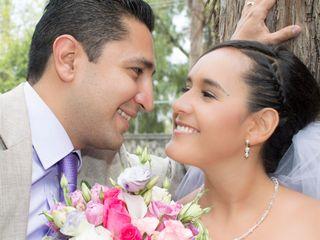 La boda de Guillermo y Tannia