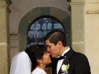 La boda de Ali y Esteban 1