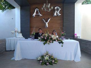 La boda de Arianna y Ramon