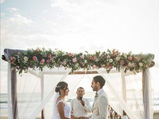 La boda de Yuliana  y Carlos 1