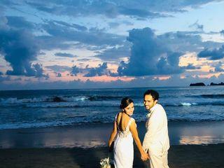 La boda de Yuliana  y Carlos 2