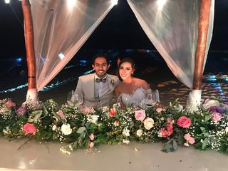 La boda de Yuliana  y Carlos 3