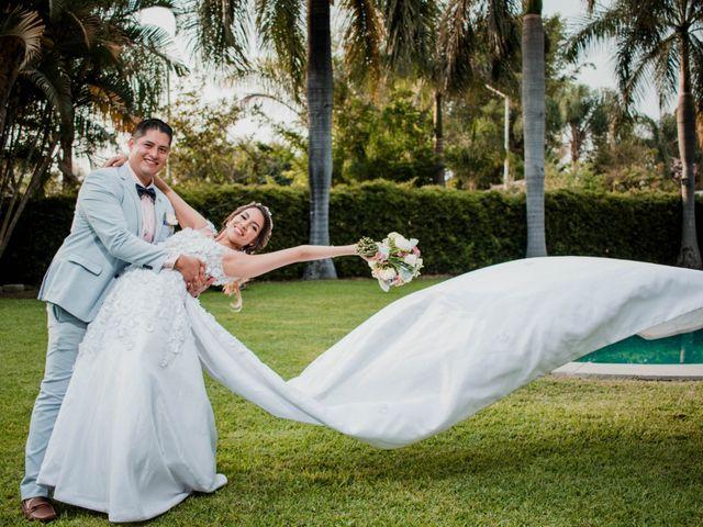La boda de Mitzi y Erick