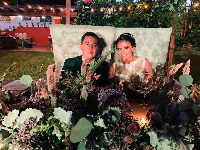 La boda de Viridiana  y Josafat