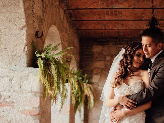 La boda de Ana Belén y Osvaldo