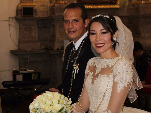 La boda de Elisa y Brian