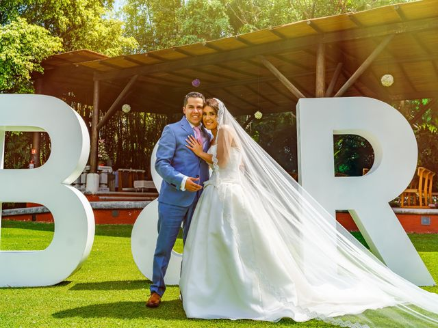 La boda de Brenda y Beto