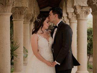 La boda de Paulina y Joel