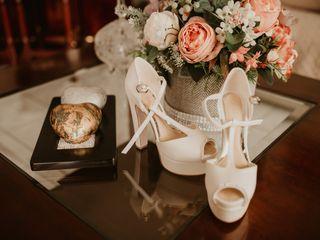 La boda de Lizeth y Abraham 1