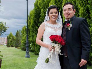 La boda de Tereza y Jonathan