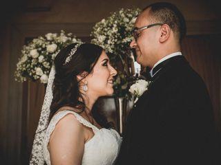 La boda de Adelina y Julio