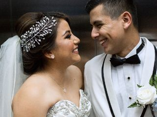 La boda de Cinthia y Edwin