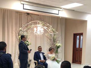 La boda de Keisy y Iván 3
