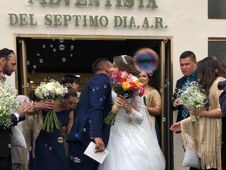 La boda de Keisy y Iván