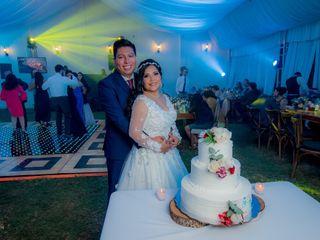 La boda de María Eugenia y Miguel 1