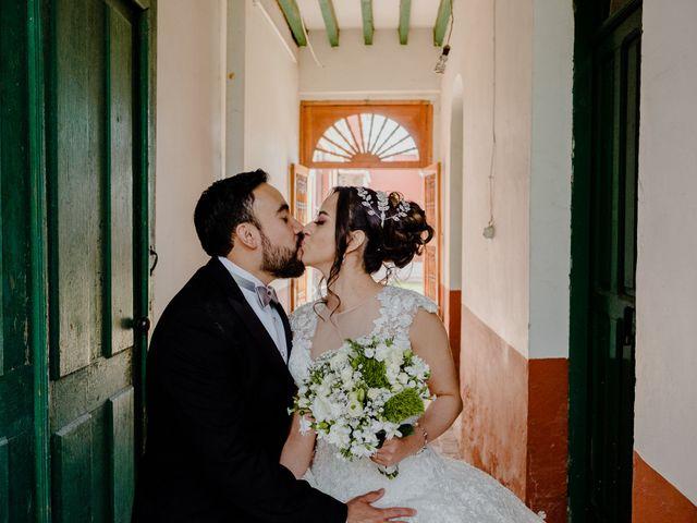 La boda de Lesly y Carlos