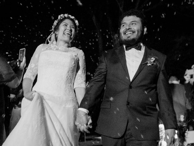 La boda de Bere y Ángel
