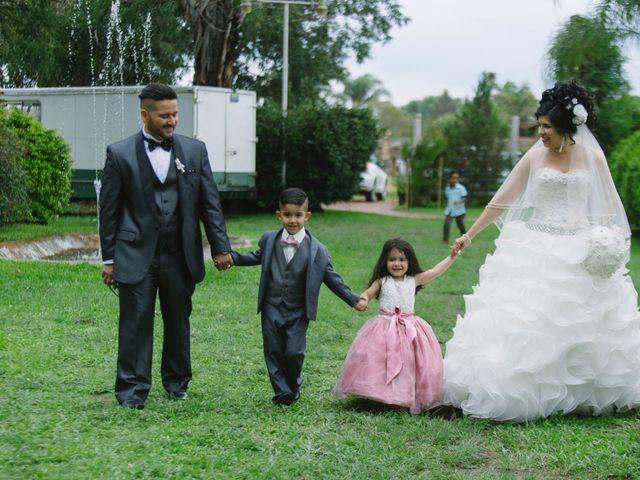 La boda de Aida y Roberto