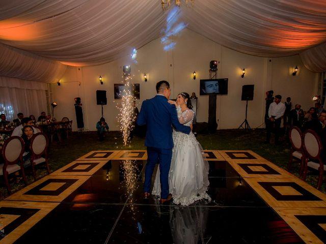 La boda de María Eugenia y Miguel