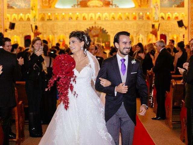 La boda de Angelique y René