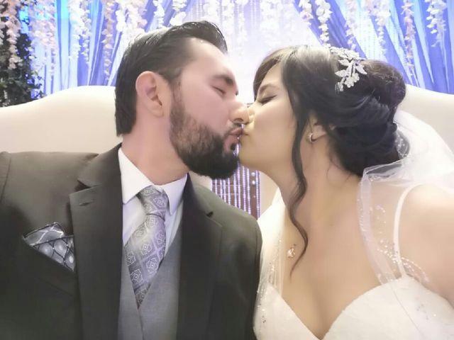 La boda de Estefanía y Ulises