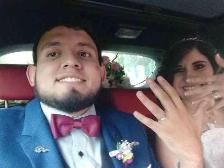 La boda de Ricardo y Diana