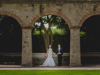 La boda de Cristy y Chuy 1