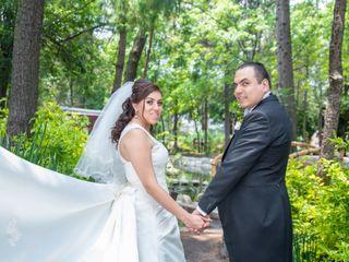 La boda de Mitzi y Julio