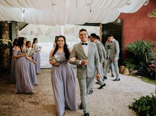 La boda de Gaby y Axel 2